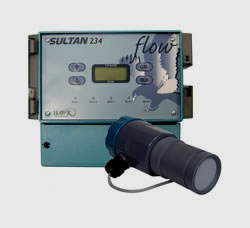 Non Contact Flow Measurement