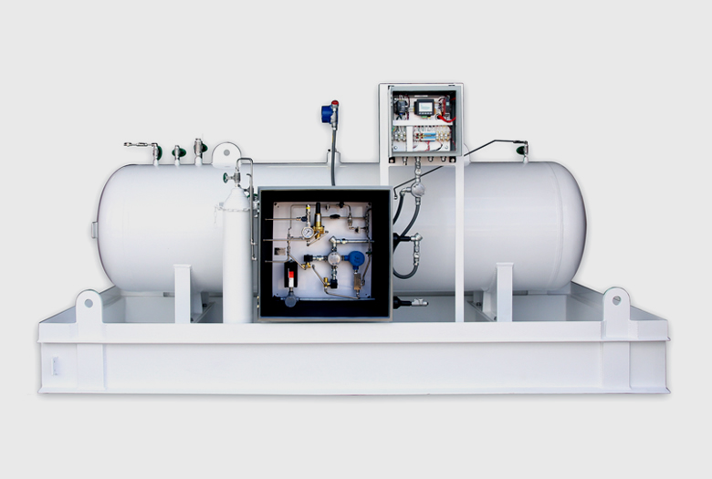 Odorant Injection Systems