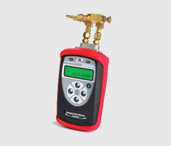 rotary gas meter tester